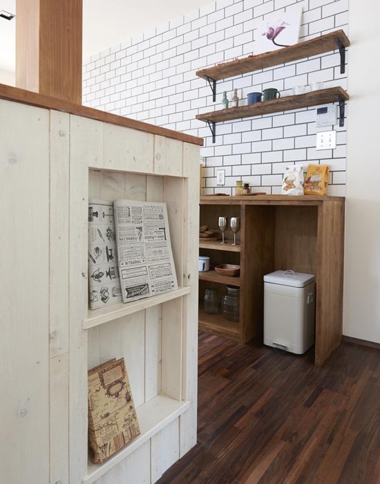 レトロ キッチン