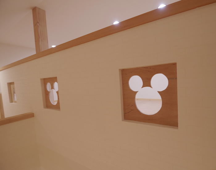 ミッキーマウス ロフト