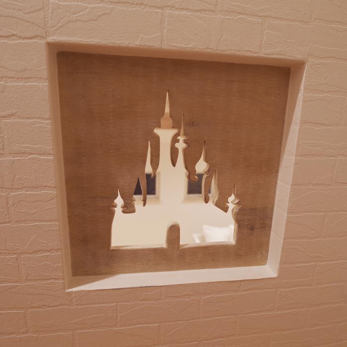 シンデレラ城 ロフト