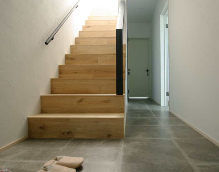 狭小住宅 階段