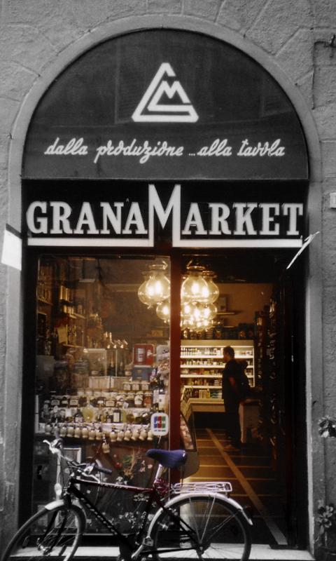ローマのお店