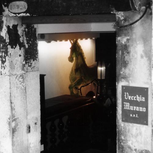 ヴェネツィアのあるお店