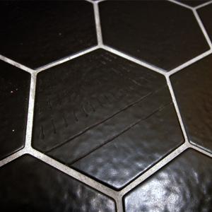 六角形タイル