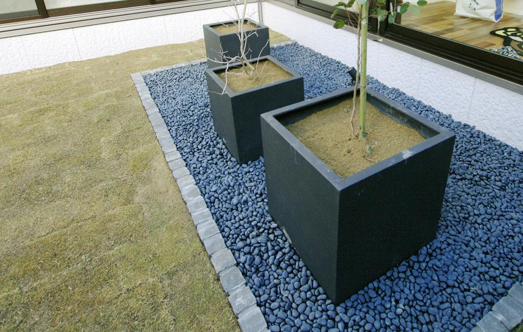 square 植木鉢